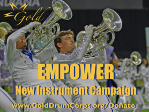 Empower New Instrument Campaign graphic